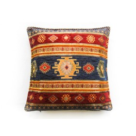 Kelim Blue Cushion Cover