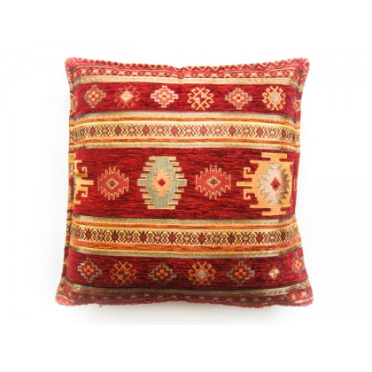 Kelim Red Cushion Cover