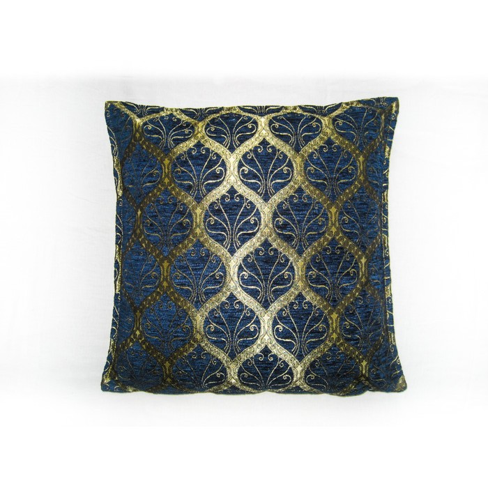 Cushions And Bed Runners picture on Ottoman Blue Cushion Cover with Cushions And Bed Runners, sofa b0813a5fa6b40dd4607abd3ad5868caf