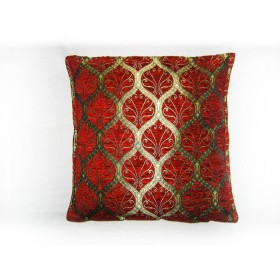 Ottoman Red Cushion Cover
